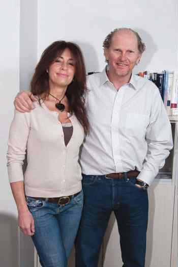 Andrea Ballabio con Barbara Giardiello -Photo credit Antonio Ocone