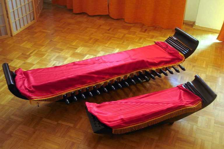 Kacapi rincik covered alat musik tradisional sunda