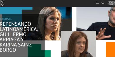 La situación en latinoamérica de la mano de Karina Sainz y Guillermo Arriaga