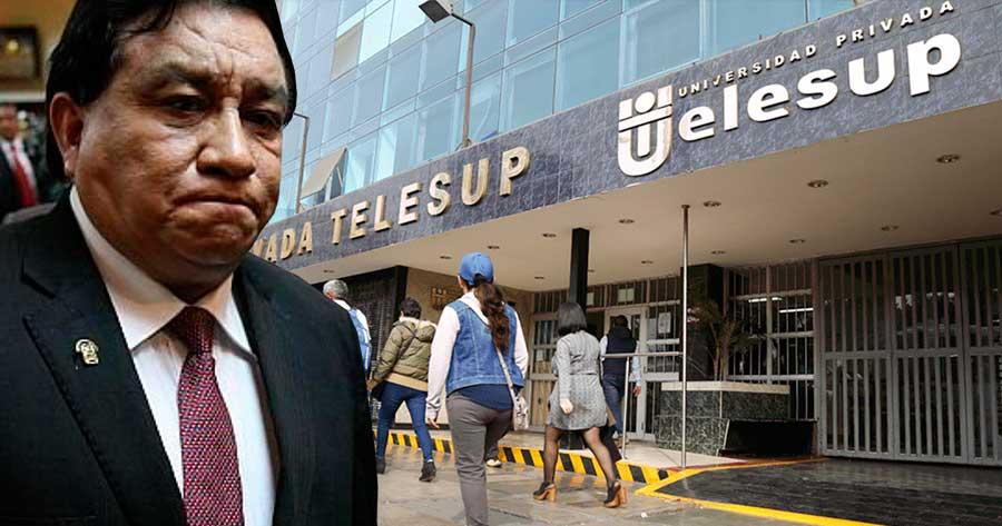 Juez autoriza allanamiento de los inmuebles de José Luna y locales de  Telesup