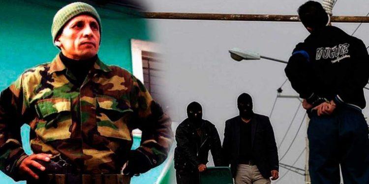 Antauro Humala asusta a los corruptos, anuncia pena de muerte para todos ellos