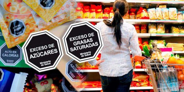 Consumo de gaseosas,yogur y galletas es el que más cae por octógonos