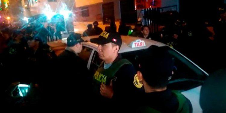 Más de 150 venezolanos son detenidos tras operativo policial en San Martín de Porres