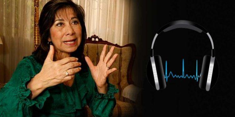 Martha Chávez denuncia que han sembrado micrófonos en ambientes del Congreso
