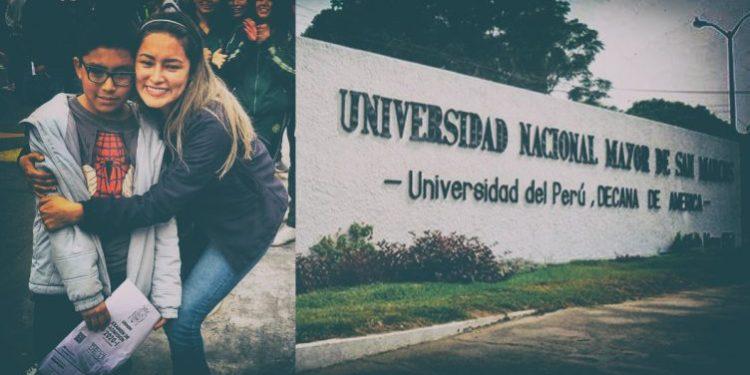 Niño de 11 años logra ingresar a la Universidad Nacional Mayor de San Marcos