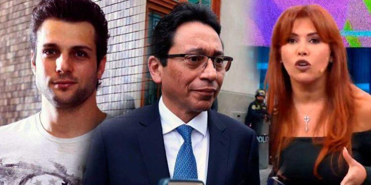 Nicola Porcella demanda a Magaly Medina por difamación y pide reparación de S/. 1'000.000