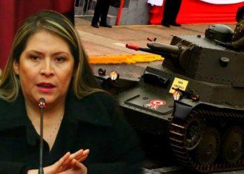 """Yeni Vilcatoma solicita garantías de seguridad por """"mensaje amenazante"""" de Salvador del Solar"""