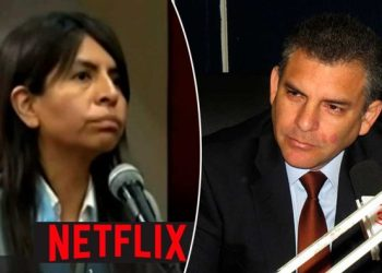 """Giulliana Loza: """"¿Los fiscales querrán algún rol protagónico en una serie de Netflix?"""""""