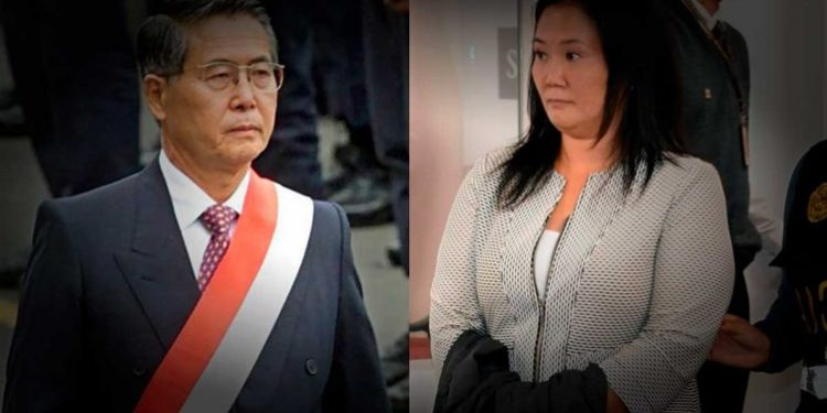 """Fujimori: """"Estoy muy sorprendido por el maltrato al que ha sido sometida mi hija"""""""