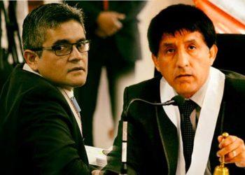 jose domingo perez y juez concepcion carhuancho