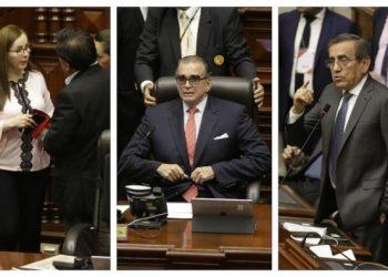Jorge del Castillo dijo que se quedarán en el Congreso hasta las últimas consecuencias