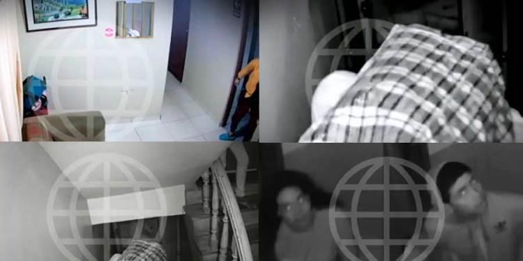 Revelador video muestra que sucedió dentro del hostal 'Señor de Sipán'