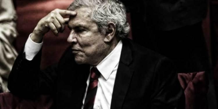 Poder Judicial confirma impedimento de salida del país para Luis Castañeda Lossio