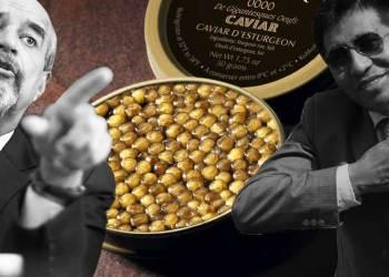 """Mulder: """"Le recomendé a Mamani, la mejor manera de defenderse es que se convierta en caviar"""""""