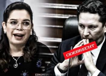 """Milagros Leiva: """"Salaverry se parece a Odebrecht, recién tiene memoria"""""""