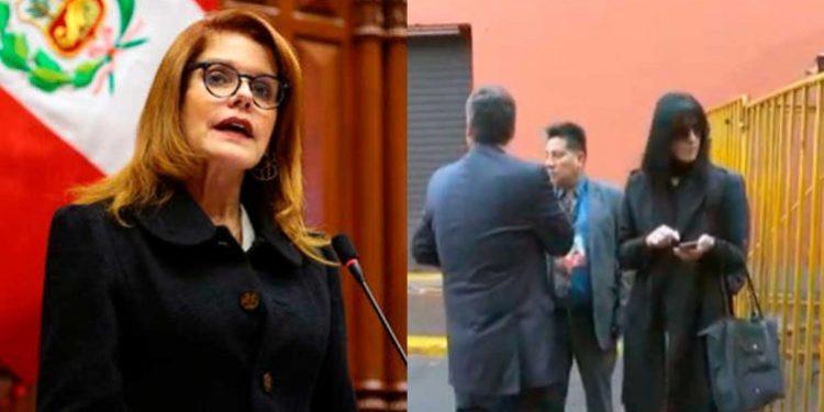 Prohíben ingreso de Mercedes Aráoz a Palacio de Gobierno