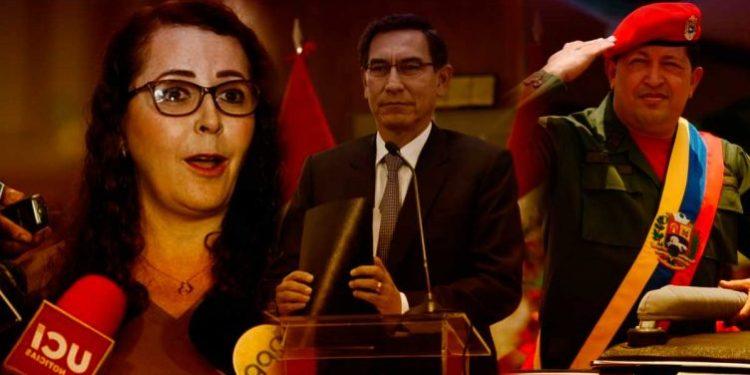 Rosa Bartra dice que Hugo Chávez se reencarnó en Martín Vizcarra