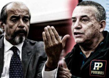 Se dicen de todo. Maurcio Mulder arremetió contra el actual legislador por atacar al líder aprista a un año de su fallecimiento