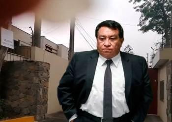 Allanan casa del excongresista José Luna Gálvez, fundador del partido Podemos Perú