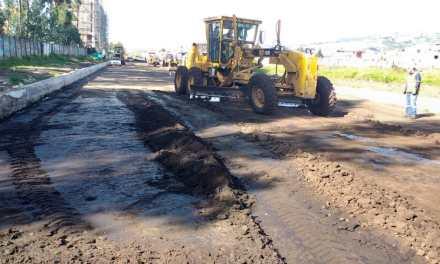Calles Guayaquil y Alfonso Mora Bowen su suman al Plan Km a Km