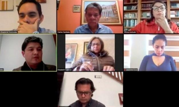 Universidad de Cuenca darán observaciones a Proyectos de Enmienda Constitucional