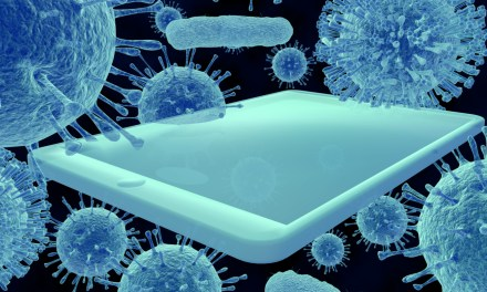 Los teléfonos celulares son un peligroso depósito de microbios