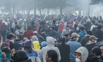 PACHAKUTIK rechaza paquetazo económico y convoca a ejercer derecho a la resistencia