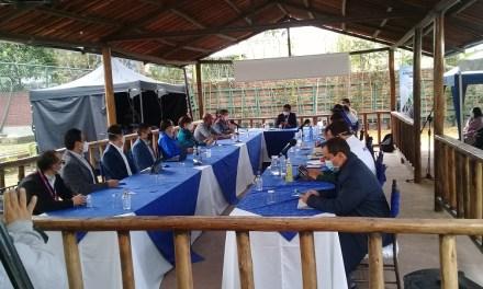 Primera reunión presencial de Gabinete Municipal