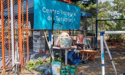 Se dispuso el inmediato mantenimiento de las instalaciones del Centro Integral de Terapias