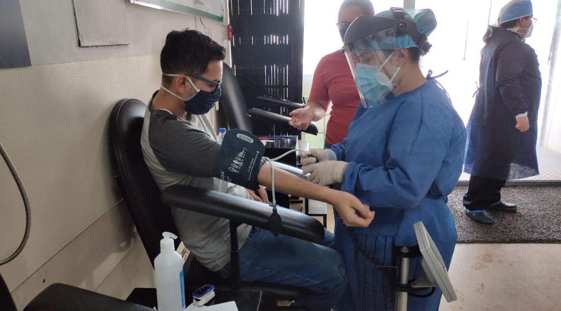 Acciones del Hospital del Día Sur Valdivia durante la emergencia sanitaria