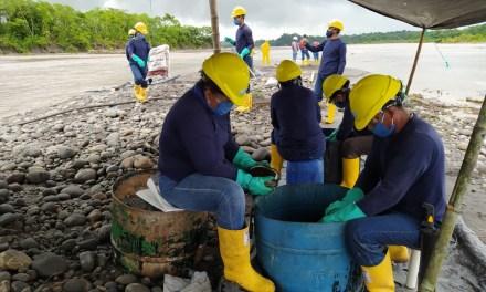 OCP Ecuador se compromete a concluir reparación integral en Orellana y Sucumbíos