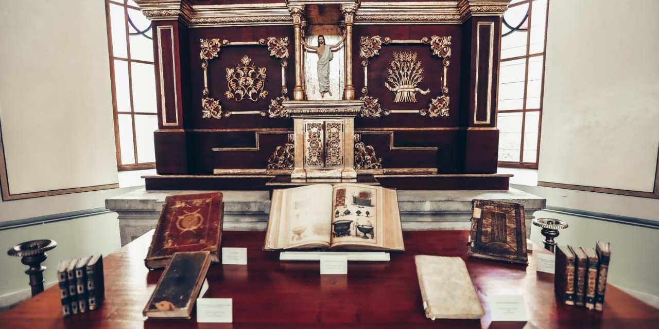 La Biblioteca Nacional Eugenio Espejo pone a disposición del público 1.4 millones de ejemplares