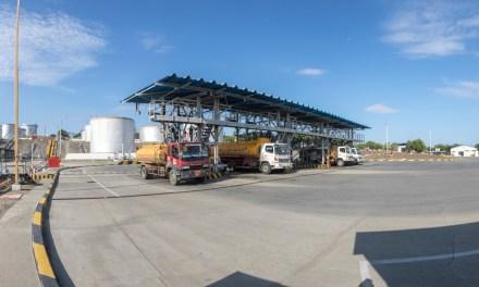 La fijación de precios de los combustibles está vigente en aplicación del sistema de bandas