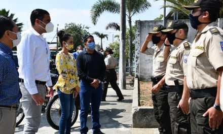La seguridad en Samborondón se fortalece mediante patrullajes preventivos
