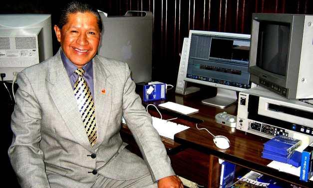 El cronista gráfico que estuvo junto a los alcaldes de Quito