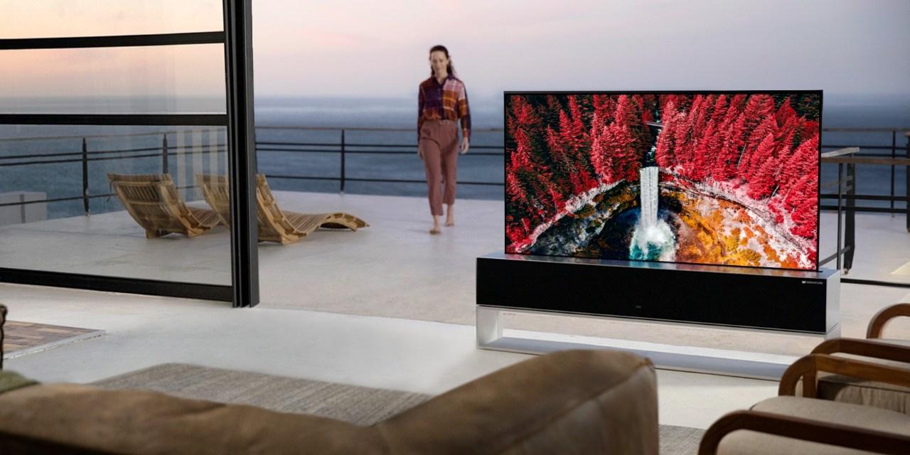 Lanzamiento del LG Oled Enrollables, el desarrollo más innovador en tecnología