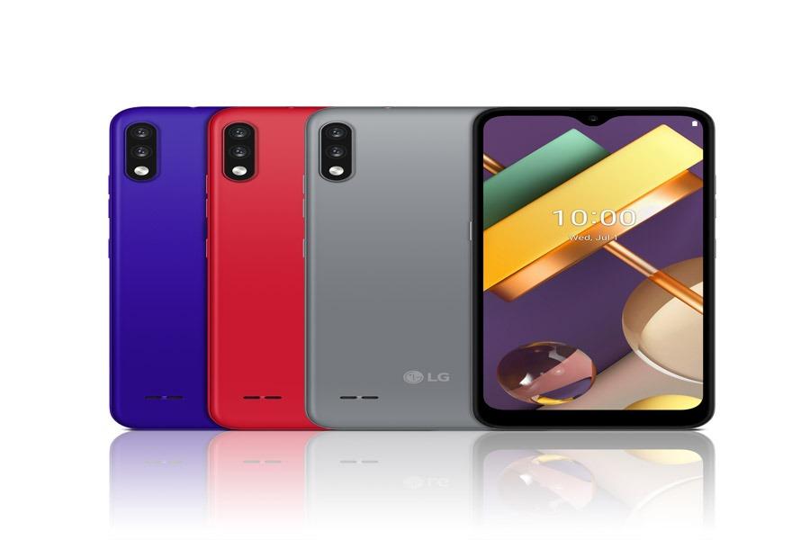 Nueva línea de smartphones de la serie K: K71, K61, K51S, K42 y K22 Plus