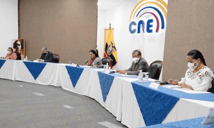CNE receptará HASTA EL MIÉRCOLES documentos para calificación de candidaturas nacionales