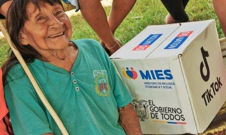 Familias Shuar y Waorani de Pastaza reciben 214 kits de alimentos