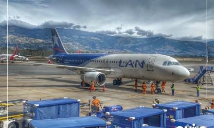 Con altos estándares de bioseguridad, LATAM reanuda la ruta Quito – Lima