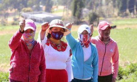 Gobierno realizó el lanzamiento de la Estrategia Nacional Agropecuaria para Mujeres Rurales