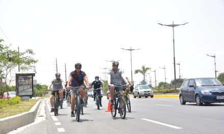 "Este domingo regresa ""Samborondón en bici"""