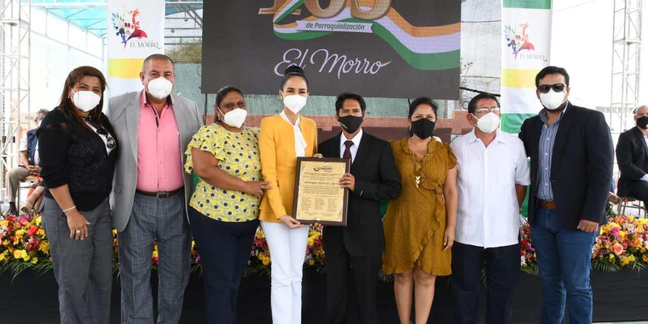 Se cumplen 165 años de parroquialización de El Morro