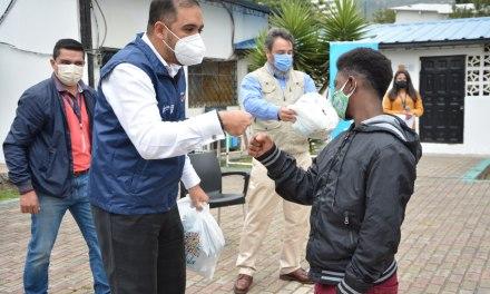 Mies y Unicef impulsan el acceso a la educación de niñas, niños y adolescentes del Ecuador