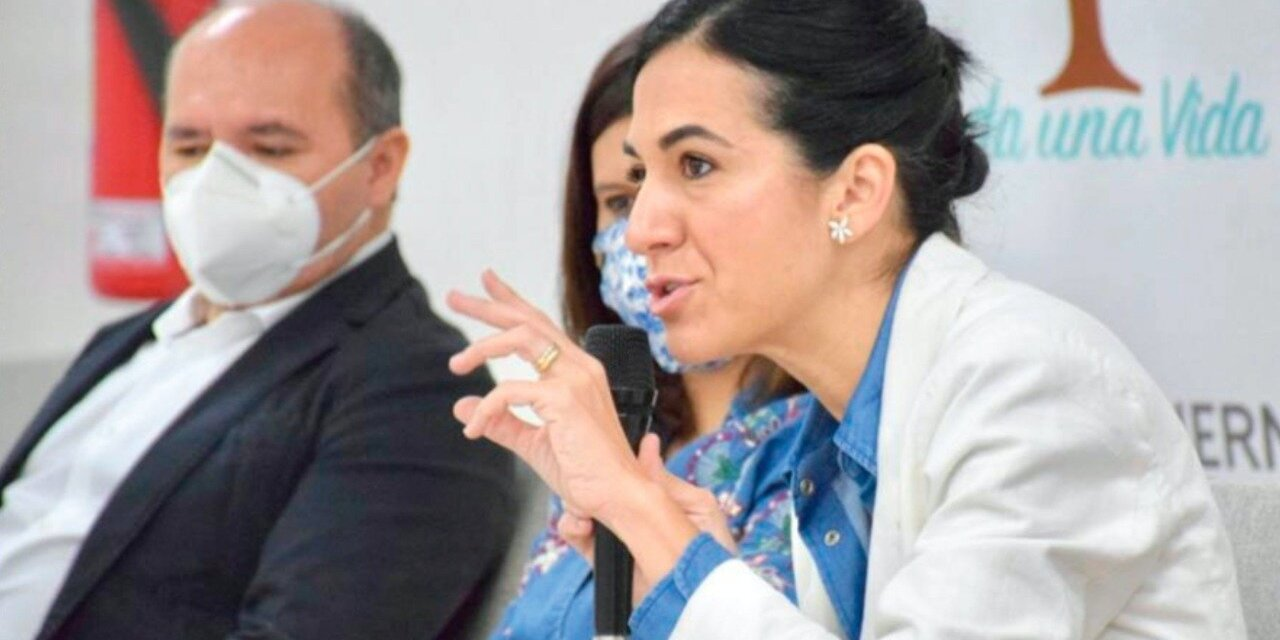 La Vicepresidenta de la República, cumple agenda en España
