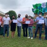 Primera Escuela de Emprendimiento para Jóvenes Rurales tiene 5 ganadores