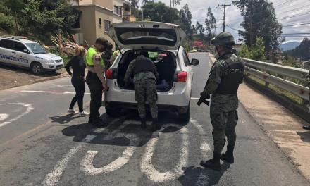 Las Fuerzas Armadas intensifican operaciones militares en Azuay y Cañar para cumplir Estado de Excepción