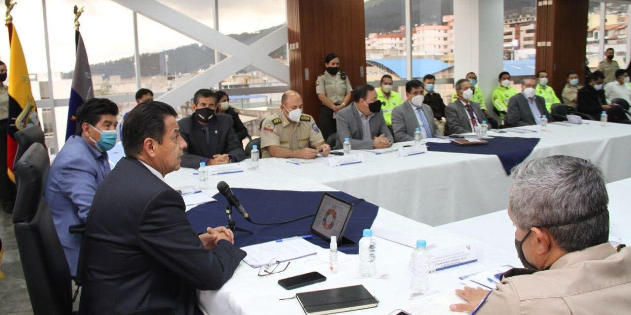 Se activó el Comité de Seguridad de Quito