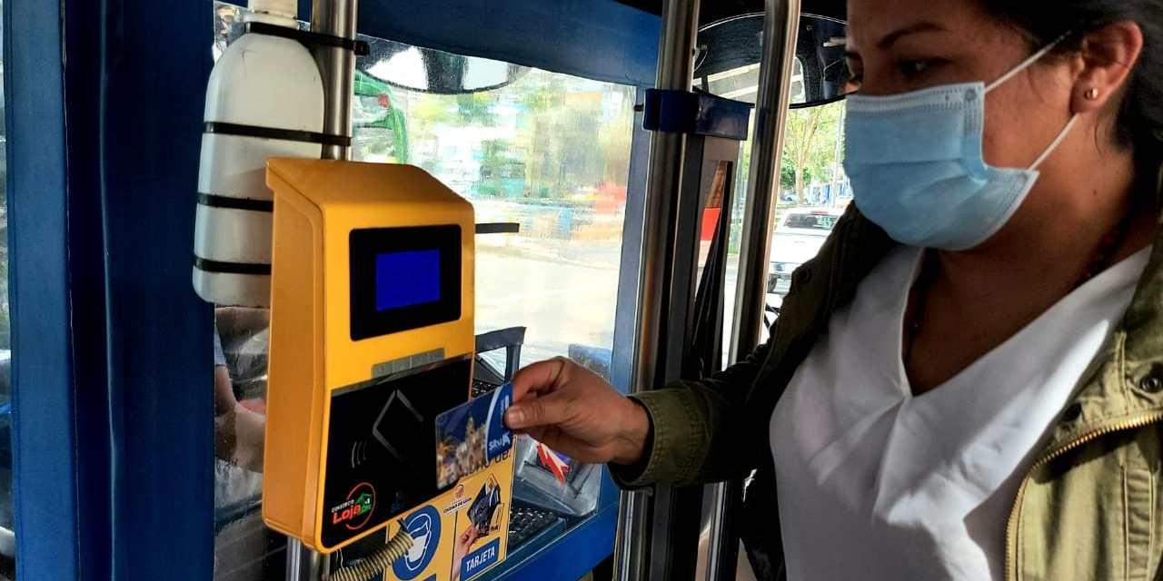 Consorcio de Transportistas Urbanos de Loja adquirió 31.800 tarjetas electrónicas adicionales para usuarios