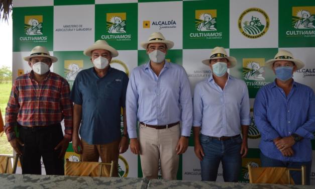 El desarrollo del agro se impulsa en Samborondón
